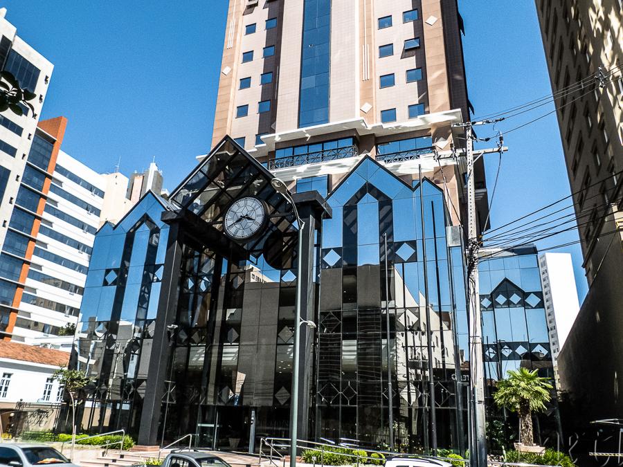 Curitiba Trade Center Office Building. Paraná.